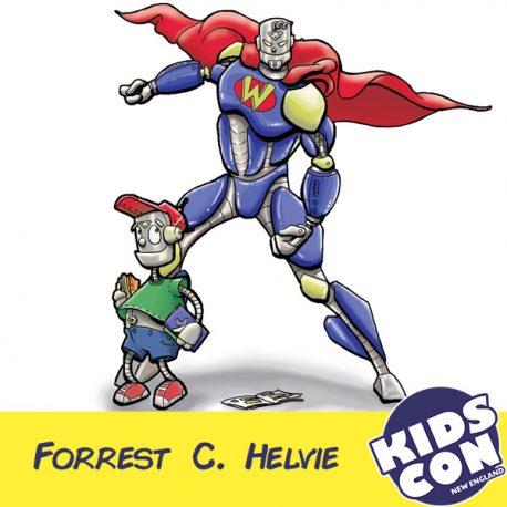 Forrest C. Helvie