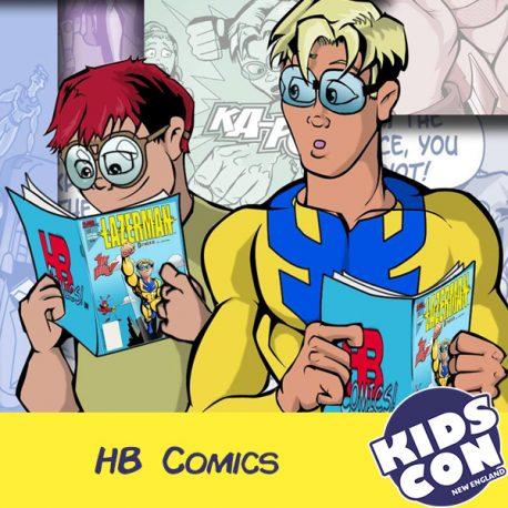 HB Comics