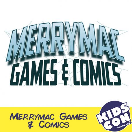 Merrymac Games & Comics
