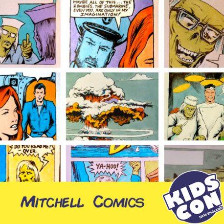 Mitchell Comics