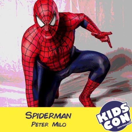 Spiderman – Peter Milo