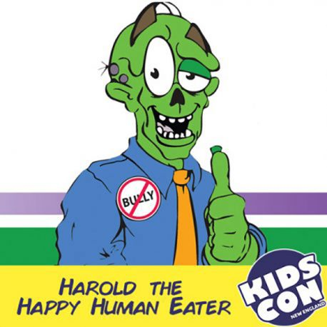 Harold the Happy Human Eater