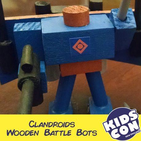 Clandroids Battle Bots