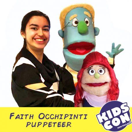 Puppeteer Faith Occhipinti