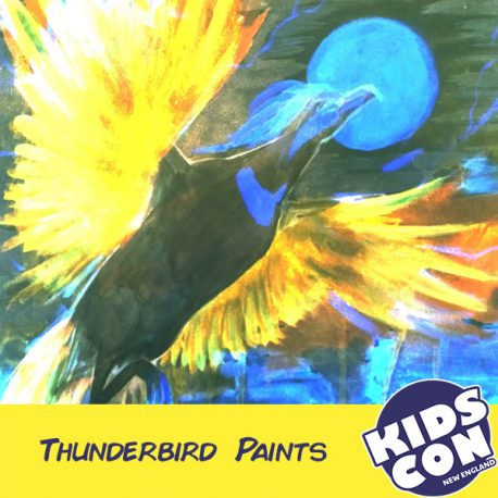 Thunderbird Paints
