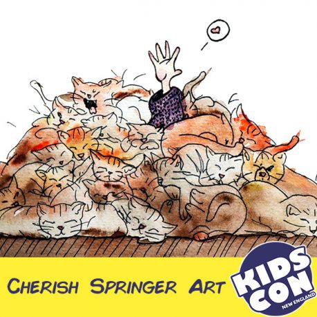 Cherish Springer Art