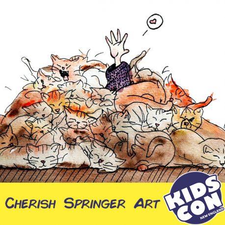 Cherish Springer Art