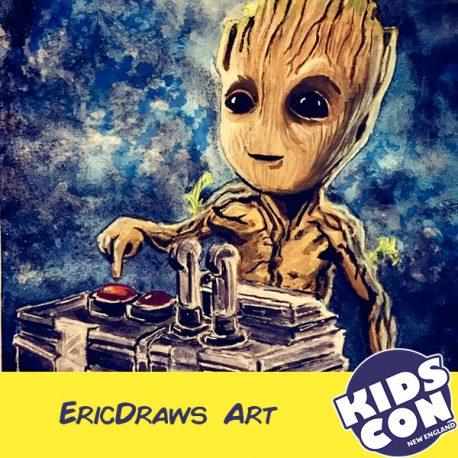 EricDraws Art